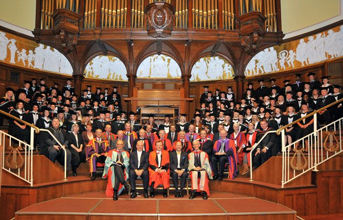 Hull York Medical School graduating class of 2008