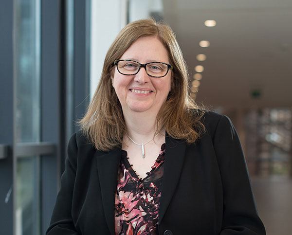 Professor Una Macleod, Dean of Hull York Medical School